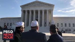 Why Supreme Court ruled removing cross memorial would be hostile to religion