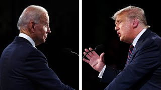 Presidential debates 2020: When is Trump and Biden's final face-off, and how can I watch it live in the UK?