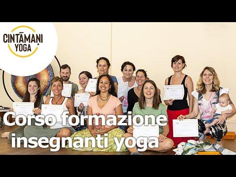 Olisticmap - Corso formazione insegnanti yoga a Cintamani Yoga