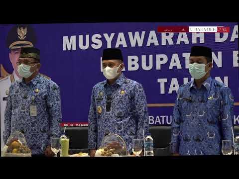 MUSDA KORPRI KE - II KEPENGURUSAN KORPRI DAERAH KABUPATEN BATU BARA PERIODE 2021-2026