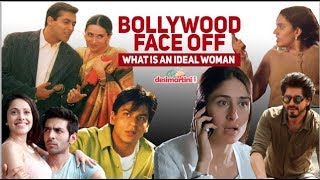 Bollywood Face Off: What Is an Ideal Women | International Women's day |