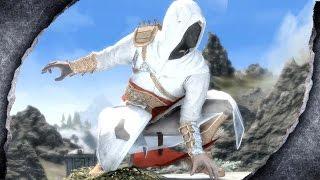 ▶Skyrim Remastered: Assassin's Creed Altair Robes ♦️MOD SHOWCASE♦️ | Killerkev ✔️