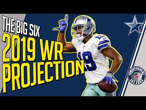 Dallas Cowboys WR Projection | Which 6 WRs Make the Cowboys 53 Roster