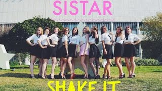 [BOOMBERRY] Sistar - Shake It dance cover