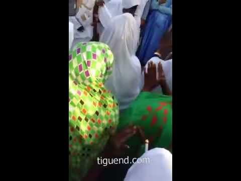 بالفيديو.. الاستقبال الشعبي للرئيس الموريتاني في غامبيا