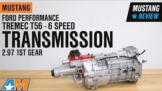 Ford Performance TREMEC T56 6-Speed Transmission - 2 97 1st Gear