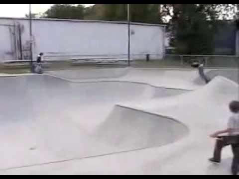 Skateboarding Lawrenceburg Skatepark