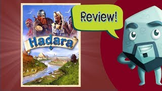 Hadara Review - with Zee Garcia