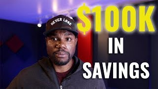 How I Saved 100K in Less than Two Years