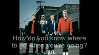 Close my eyes with Lyrics - Backstreet Boys