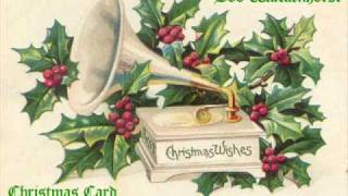 Bob Walkenhorst - Christmas Card - (Faith Hill, Dolly Parton, Carrie Underwood, Trisha Yearwood, Reba McEntire or Amy Grant should cover this song!!!)