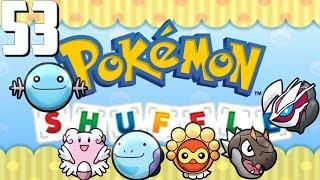 Pokemon Shuffle - Shiny Yveltal, Castform (Sunny), Quagsire & More! (S Ranks 641-650) - Episode 53