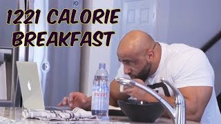 THE MUSCLE BUILDING BREAKFAST - Hoss Cooks!