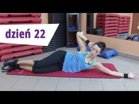 Ćwiczenia na mięśnie piersiowe barów