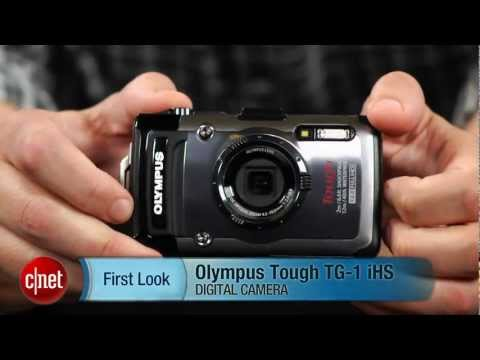 First Look: The rugged Olympus Tough TG-1 iHS