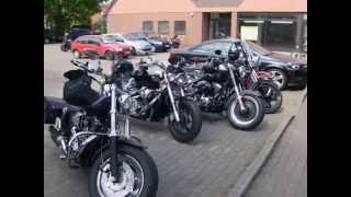 preview picture of video 'Bikertreff zur Kaffee- und Kuchenschlacht am Klimperkasten'