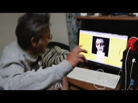 ウォーリーを探さないでを親父に見せたらパソコン壊された。
