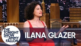 Ilana Glazer Can't Wait to Binge-Watch Broad City thumbnail