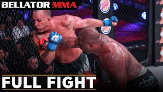 "Full Fight | Quinton ""Rampage"" Jackson vs. Wanderlei Silva - Bellator 206"