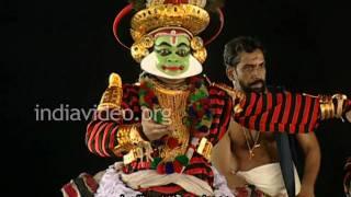 Balivadham Part 1- Kutiyattam
