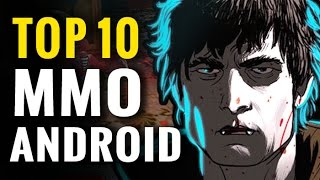 Top 10 Best FREE MMO Android Games