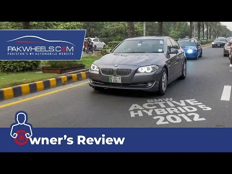 BMW Active Hybrid 5 Owner's Review: Price, Specs & Features