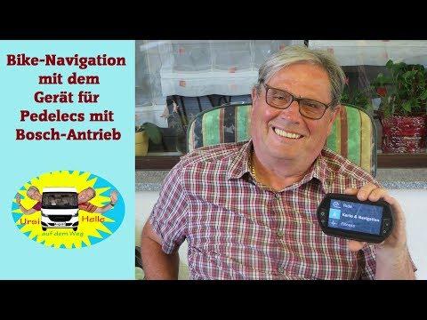 Bosch Nyon E-Bike Navigation - #46