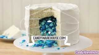 Gender Reveal Cake | HOW TO TUTORIAL