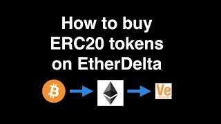 How to buy ERC20 tokens on EtherDelta