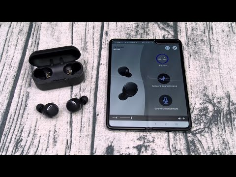 External Review Video GN9prIirSKw for Panasonic RZ-S500W True Wireless Headphones w/ Active Noise Cancellation