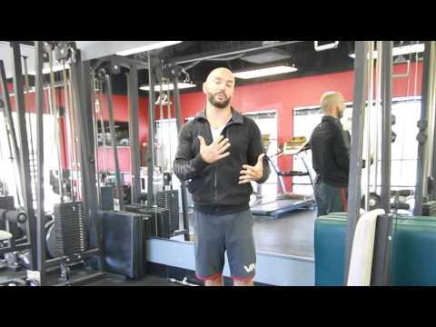 Affermir les muscles rhombique