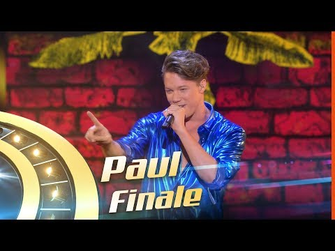 PAUL Morris - Miniconcert Finale - DanceSing | JB Productions