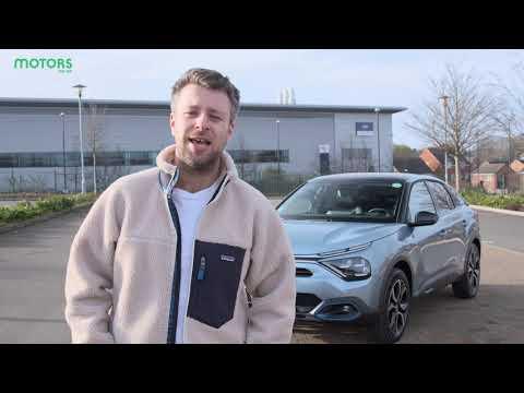 Motors.co.uk - Citroen eC4 Review