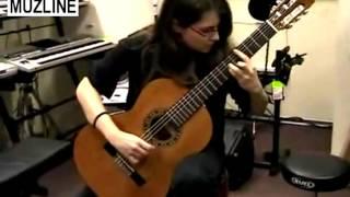 Классическая гитара Admira Malaga - Muzline.com.ua