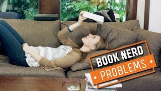 Injured While Reading | Book Nerd Problems