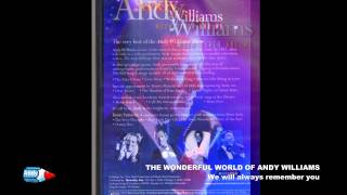 Andy Williams DVD Collection    The Way You Look Tonight