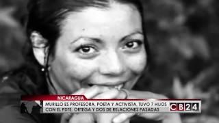 Conozca a Rosario Murillo, la esposa del presidente de Nicaragua Daniel Ortega