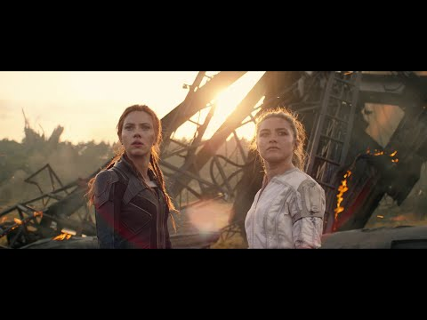 Bande-annonce Black Widow Marvel