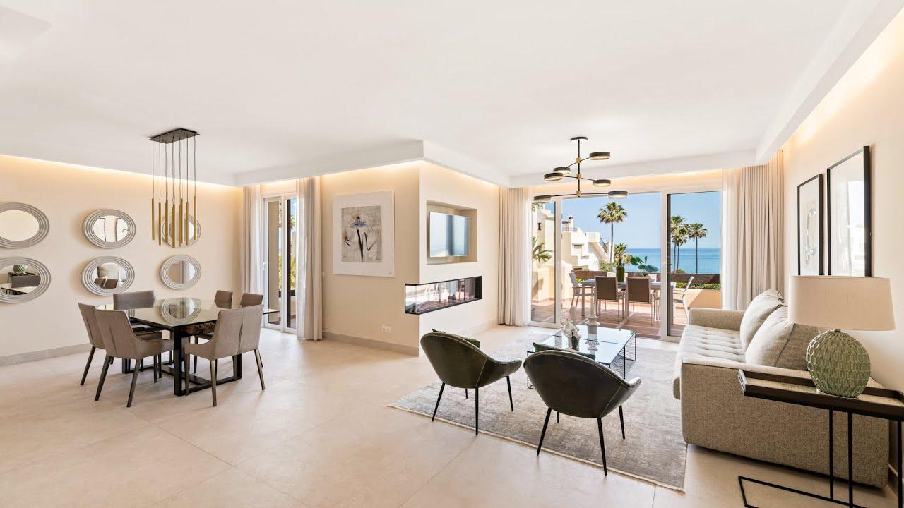Penthouse duplex à vendre à Bahía del Velerín, Estepona