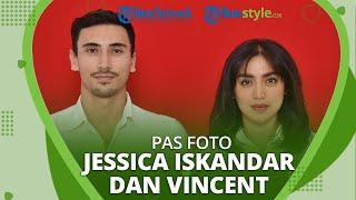 Ungkapkan Rasa Syukur, Jessica Iskandar dan Vincent Verhaag Kompak Unggah Pas Foto Pernikahan