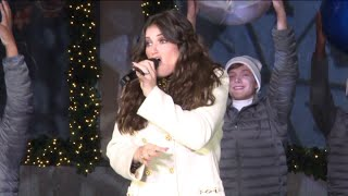Idina Menzel   Show Yourself (Frozen 2) Live At Saks Fifth Avenue