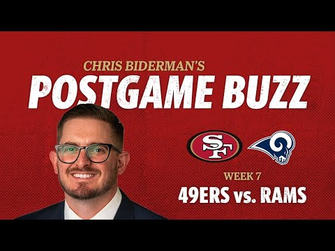 49ers  Postgame Buzz  C.J. Beathard not getting benched any time soon 64937ae03