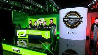 CWL Pro League Week 7 - Faze Clan Vs Optic Gaming