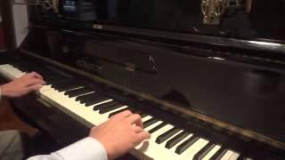 Мурат Тхагалегов и Султан Ураган - Едем едем на дискотеку piano cover