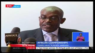 KTN Prime: 19 teams will battle for the African hockey club championships in Nairobi's City Park