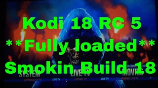 Finally Official Kodi 18 Release install guide and what