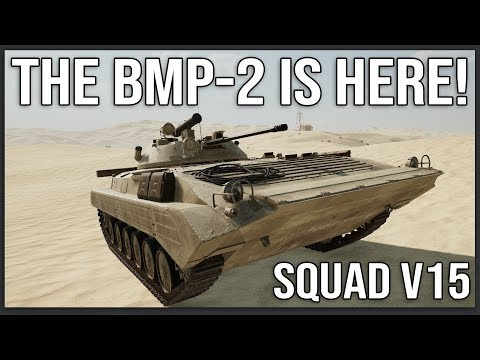 This is EXACTLY what Squad needed... - Squad Alpha v15 Preview