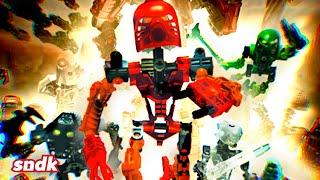 Эти игрушки спасли компанию Lego и побороли рак   Большой Разбор Bionicle   sndk