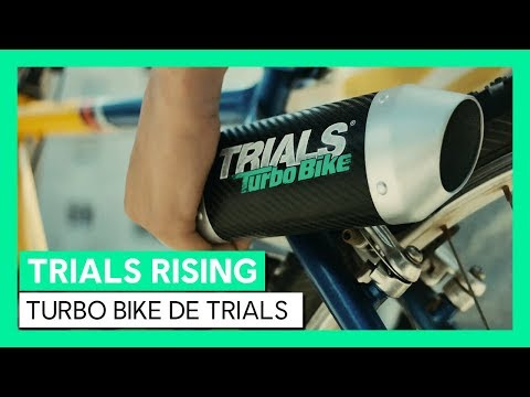 Trials Rising Turbo Bike de Trials de Trials Rising