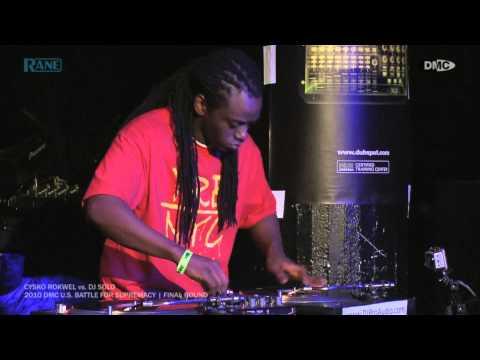 Cysko Rokwel vs. DJ Solo || 2010 DMC U.S. Battle For Supremacy || Final Round